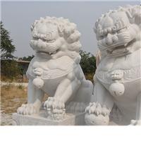 046中式汉白玉石雕狮子汉白玉石雕狮子多少钱汉白玉石雕狮子厂汉白玉狮子报价汉白玉石狮子价格
