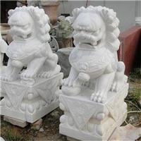 051中式汉白玉石雕狮子汉白玉石雕狮子多少钱汉白玉石雕狮子厂汉白玉狮子报价汉白玉石狮子价格