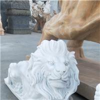 053中式汉白玉石雕狮子汉白玉石雕狮子多少钱汉白玉石雕狮子厂汉白玉狮子报价汉白玉石狮子价格