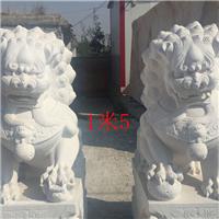 055中式汉白玉石雕狮子汉白玉石雕狮子多少钱汉白玉石雕狮子厂汉白玉狮子报价汉白玉石狮子价格