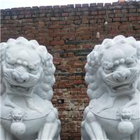 056中式汉白玉石雕狮子汉白玉石雕狮子多少钱汉白玉石雕狮子厂汉白玉狮子报价汉白玉石狮子价格