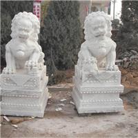 057中式汉白玉石雕狮子汉白玉石雕狮子多少钱汉白玉石雕狮子厂汉白玉狮子报价汉白玉石狮子价格
