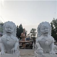 059中式汉白玉石雕狮子汉白玉石雕狮子多少钱汉白玉石雕狮子厂汉白玉狮子报价汉白玉石狮子价格
