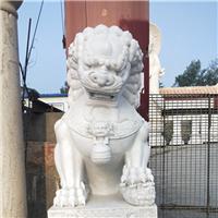 062中式汉白玉石雕狮子汉白玉石雕狮子多少钱汉白玉石雕狮子厂汉白玉狮子报价汉白玉石狮子价格