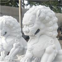 067中式汉白玉石雕狮子汉白玉石雕狮子多少钱汉白玉石雕狮子厂汉白玉狮子报价汉白玉石狮子价格