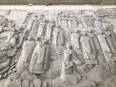 曲阳石雕|石浮雕