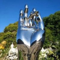瑞相艺术|广场不锈钢雕塑
