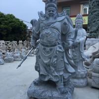 国光石雕|关公神仙
