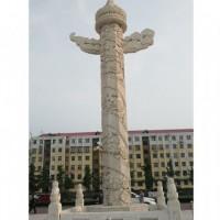 名艺石雕|石雕龙柱加工定做价格