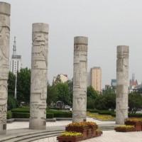 嘉祥石雕|龙柱华表文化柱系列