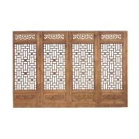凯艺木雕|仿古门窗定制价格