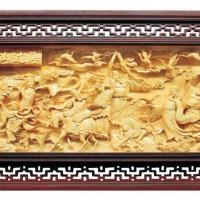 献华木雕|木雕挂屏定制价格
