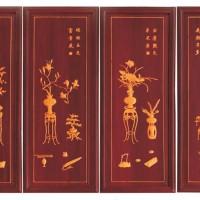 献华木雕|木雕条屏加工定制
