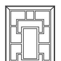献华木雕|门窗设计加工定制