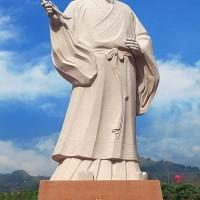 印江书法文化广场雕塑