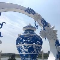江西省高安市瑞阳湖广场