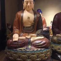 伟东铜雕精品铸铜雕塑如来加工定制