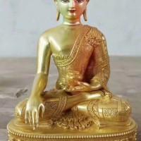 伟东铜雕精品铸铜雕塑藏佛加工定制