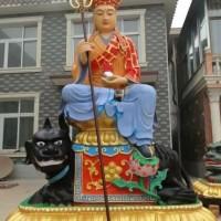 伟东铜雕精品铸铜雕塑地藏王菩萨加工定制