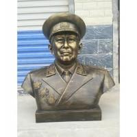 淙钰园林雕塑石雕铜雕名人胸像加工定制