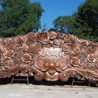 亿航雕塑工艺品铜浮雕加工定制