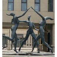 亿航雕塑工艺品人物雕塑加工定制