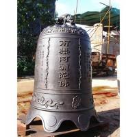 亿航雕塑工艺品铜钟雕塑加工定制