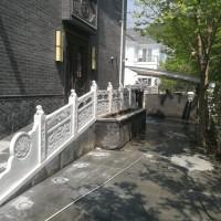 汇融园林雕塑石栏板栏杆加工定制
