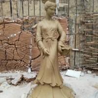 汇融园林雕塑泥塑加工定制