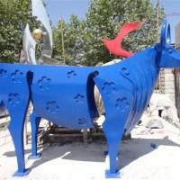 万硕不锈钢动物雕塑加工定制价格详情