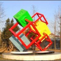 万硕不锈钢园林广场雕塑加工定制价格详情