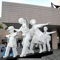 乾跃不锈钢雕塑加工定制价格详情