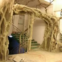 乾跃水泥雕塑加工定制价格详情