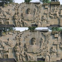 泽林园林浮雕系列加工定制