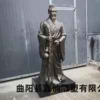 鑫韵历代名人雕塑加工定制