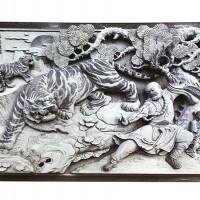 宏泰寺庙古建壁画浮雕加工定制
