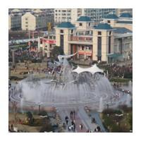 神奇喷泉雕塑加工定制