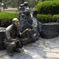 木森校园雕塑加工定制价格详情