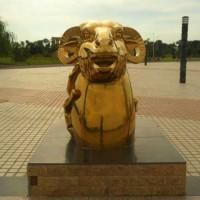 创达不锈钢动物雕塑加工定制价格详情
