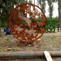 创达不锈钢公园雕塑加工定制价格详情