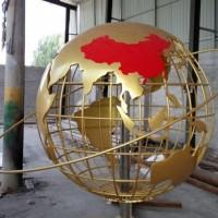 创达不锈钢球形雕塑加工定制价格详情