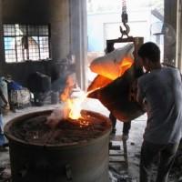 百年盛业铸铁工艺系列加工定制