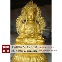铜盛源藏族佛像加工定制价格详情