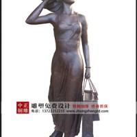 中正现代人物雕塑加工定制价格详情