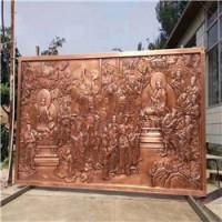 中正铜浮雕加工定制价格详情