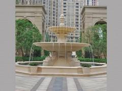 中泰石雕喷泉图片大全