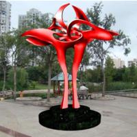 百乐园林不锈钢雕塑加工定制价格详情