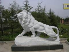 善凿者石雕狮子图片大全