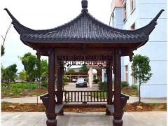 景文木艺防古建筑图片大全