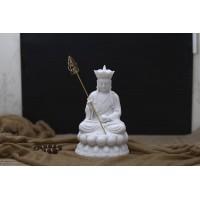 石雕地藏王佛像雕塑定制